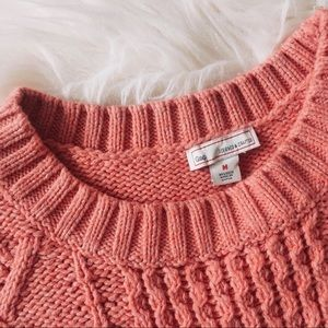 GAP Sweaters - GAP ~ Cable Knit Sweater